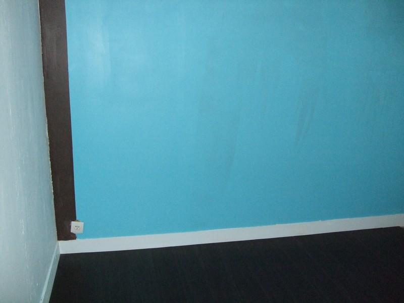Chambre adulte marron turquoise tp chambre turquoise for Chambre marron et turquoise
